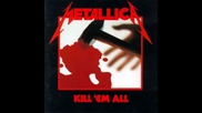 Metallica - Whilplash Hq