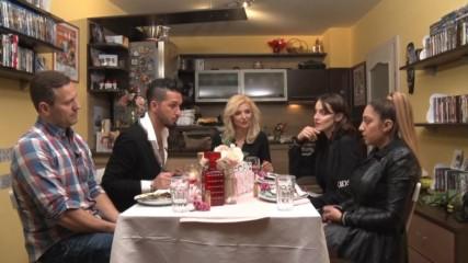 Ева Кикерезова посреща гости в ''Черешката на тортата'' (13.02.2020)