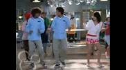 Танц В Кухнята На Училищен Мюзикъл
