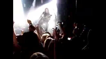 Tokio Hotel - Rescue Me И Monsoon[торонто,канада 10.02.2008]