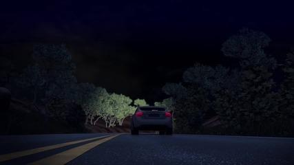 Volvo ще разпознава големи животни на пътя