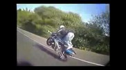 Нечовешки трикове с мотори