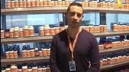 Waxy Maize - Царевичен протеин от Now Foods