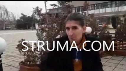 Скандалната Калинка Деведжиева пред Struma.com