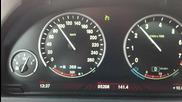 Bmw 760li V12 Ускорение 100–250 km/h