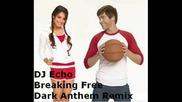 Hsm - Breaking Free (remix)