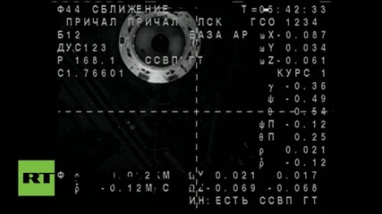 Space: Expedition 44 successfully docks on ISS