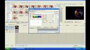 Как да изрежеш видеото в кръг * сони вегас 8