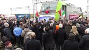 Italy: First direct cargo train departs Italy to China