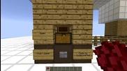 Minecraft Mini Game Оцвети овцата, Color The Sheep