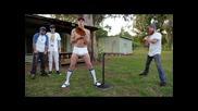 Jackass 3 - Удар в Tопките ( Смях )