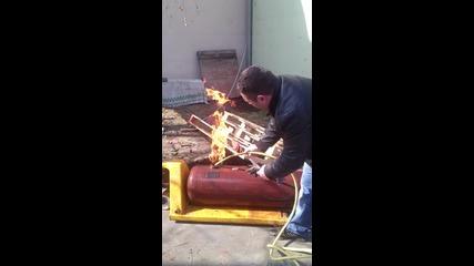 Огън и вода