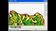 Youtube - Sar Mspaint Graffiti New Proyect