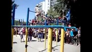 Barstylers in Dnepropetrovsk Freestyle winners