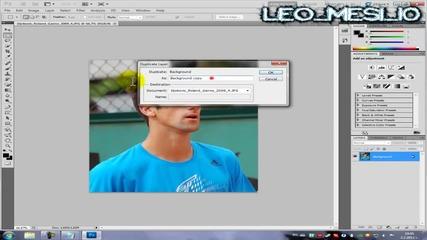 Как да сложим яки ефекти на снимка с Photoshop [hd]