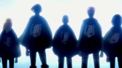 Shingeki no Kyojin Attack On Titan Amv My Demons