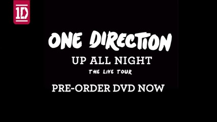 One Direction - Up All Night - The Live Tour Dvd: The Countdown