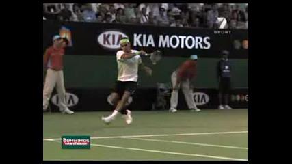 Тенис Урок 142
