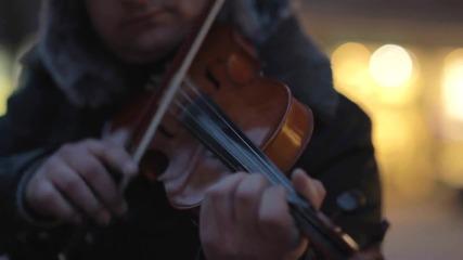 Sofia Street Music - Вивалди - Зима (четирите годишни времена) - кавър на Мартин цигулка