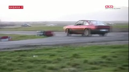 Дрифт и Time Attack - Round One