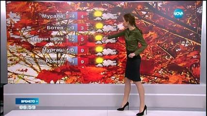 Прогноза за времето (29.10.2015 - сутрешна)