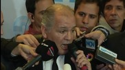 Наградиха Алехандро Сабея с Ордена на честта