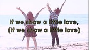 Бг Превод! Joe Jonas & Demi Lovato - Make A Wave [ Studio Version ] +текст
