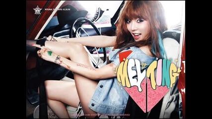 Hyuna - 'ice Cream' (feat. Maboos)