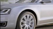 2014 Audi A8 L W12