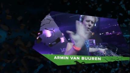 Armin Van Buuren те кани на специално парти