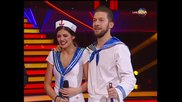 Dancing Stars - Михаела Филева и Светльо quick-step (11.03.2014г.)