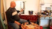 Петко Ганчев - машина, с която топлим за 3 лева 50 кв. м жилище (видео Hd)
