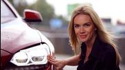 Една уникaлна жена, представя една кола: Bmw Gran Coupe 6 series