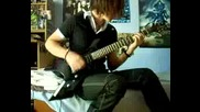 Children Of Bodom-Angels Dont Kill Guitar Cover