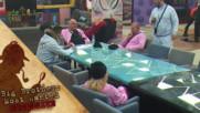 Съквартирантите обсъждат имената си- Big Brother: Most Wanted 2017