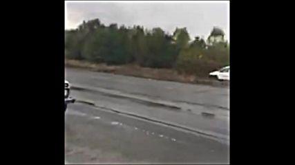 Тежка катастрофа на Околовръстното шосе, един загина