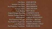 The Legend of Tarzan Closing Credits Ver. 1 2001via torchbrowser.com