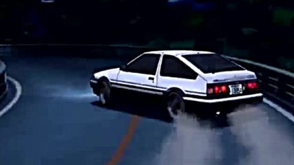 Initial D Amv - Golden Age
