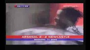 Bernard - Arsenal.avi