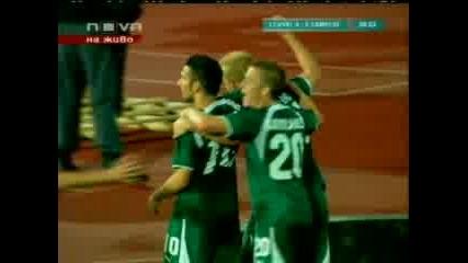 Левски - Тампере : 0:1