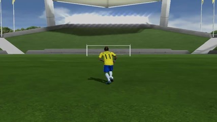 Fifa 13 гол на Неймар