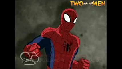 Ultimate Spider Man Е08 Бг аудио