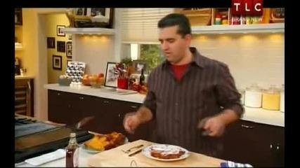 Кралят на кухнята - 9 епизод