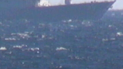 Russia: Warship prevents border violation by USS John McCain