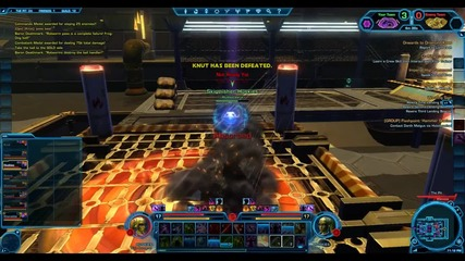 Sorcerer Pvp - Huttball Strategy - Star Wars The Old Republic - 3
