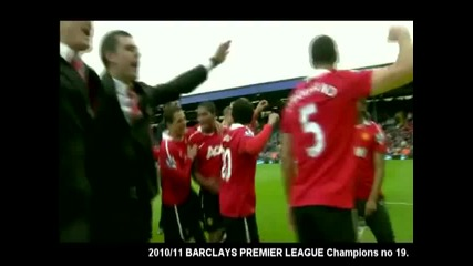 Manchester United - We Are The Champions - Queen