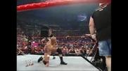 Ecw Нахлуват в Wwe и Настава Голям Бой на Ринга(2005)