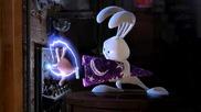 Престо И Заека Pixar