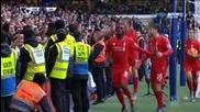Ливърпул удари Челси за трети път с гол на Бентеке