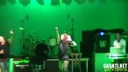 Dj Project feat. Claudia Pavel (cream) - In lumea ta + Doua anotimpuri Live